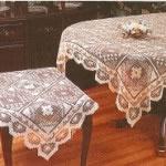 Tuscany Lace tablecloth