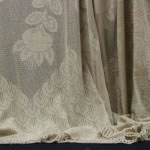 Peacock Lace BedCover