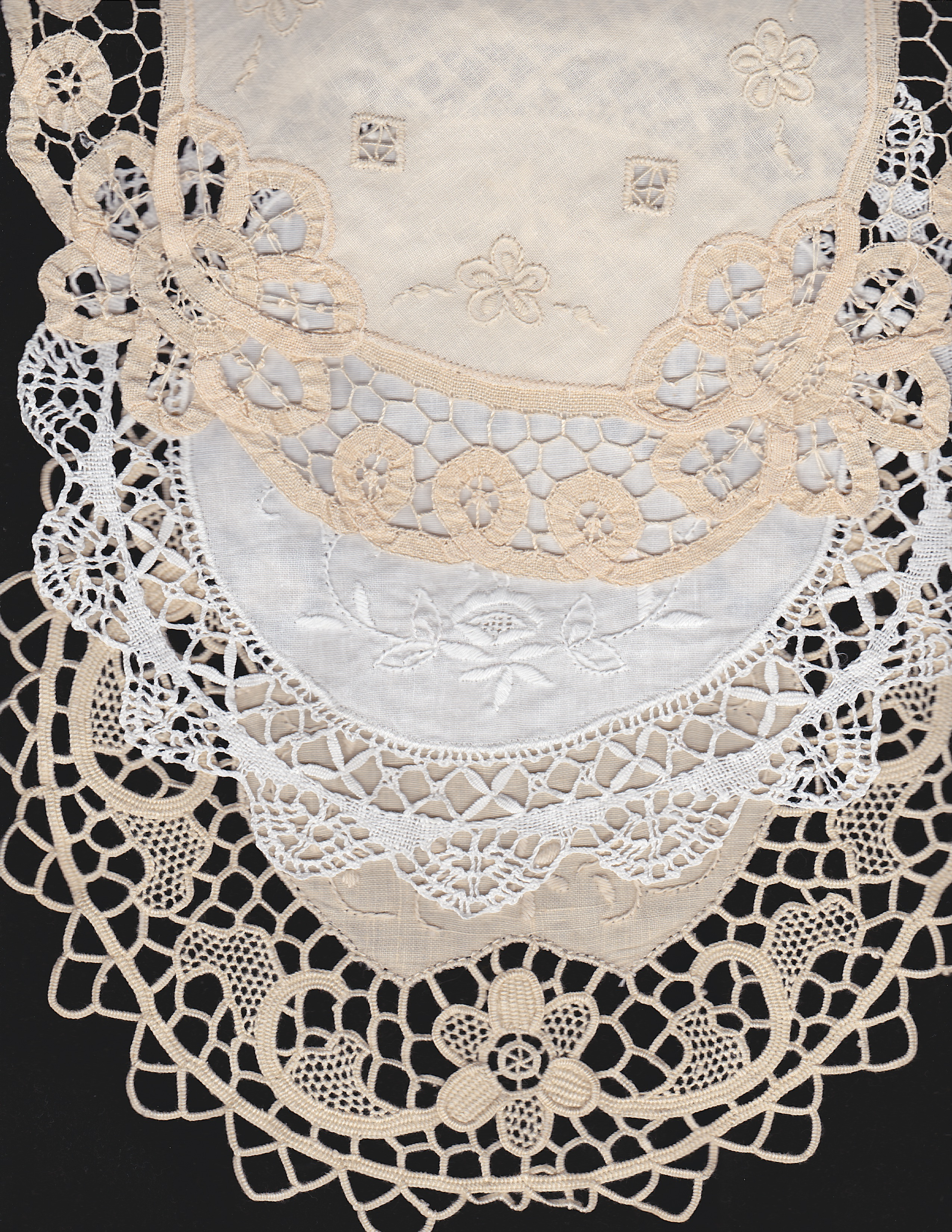 Vintage Linen and Lace Doily