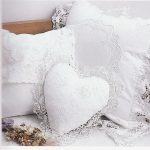 Cluny Lace Pillows- a most beautiful collection.