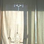 Tuscan style window treatment