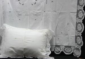 Modano Tuscany Lace BedCove+Sham