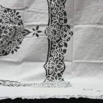 Elite Battenburg Lace Bed Cover