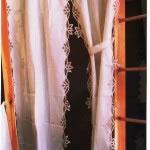 Simply Battenburg Lace Valances and Curtains sets