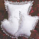 Elite Battenburg Lace Cushion Covers