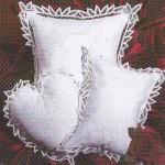 Elite Battenburg Lace Cushion Covers