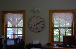 Home Office Tuscan windows