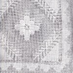 Tuscany Lace runner or tablecloth to adorn as lace curtain