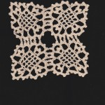 Vienna Crochet Lace Doilies and Runners- Inspired by Celtic Knot symbol