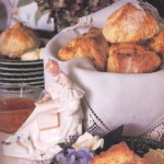 Linens & Life Styles -Sunday Brunch in the Garden. Any Linens & Lace such as a bun cover or a table topper will bring intimacy & elegance to an otherwise ordinary brunch.