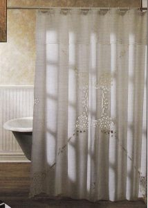 Shower Curtain Feature 4600