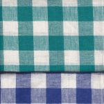 Gingham check napkins-set of 4- limited quantities