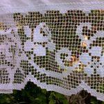 Tuscany Lace Swag valance